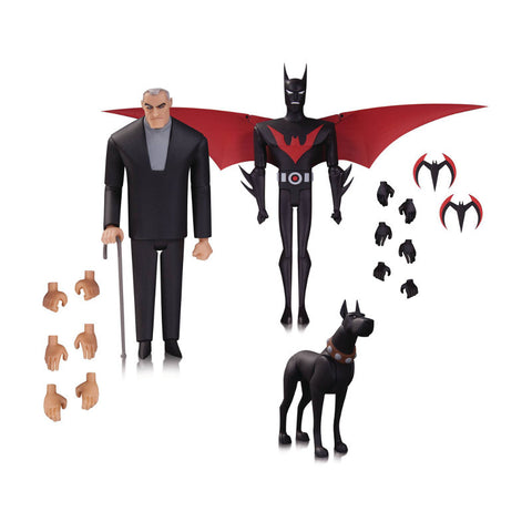 Batman Animated - Batman Beyond 3-Pack