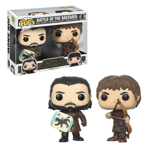 Game of Thrones POP! - Battle of the Bastards