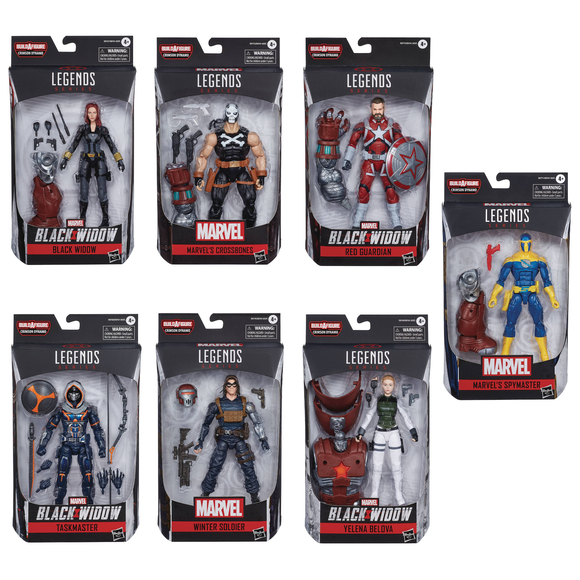 Black Widow Marvel Legends - 2020 Wave 1