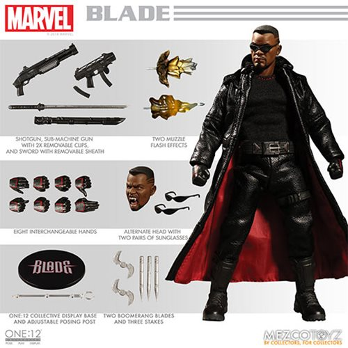 Marvel One:12 - Blade