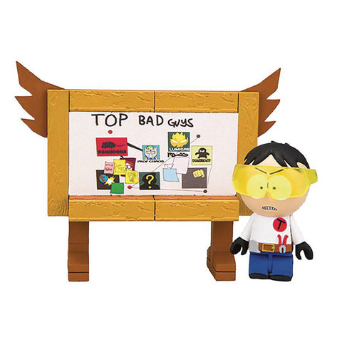 South Park Construction Set - Board