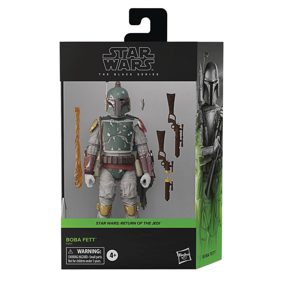 Star Wars Black Series - Boba Fett Deluxe