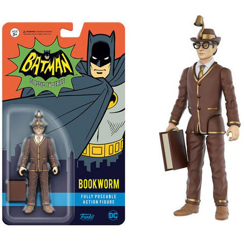 Batman 1966 - Bookworm