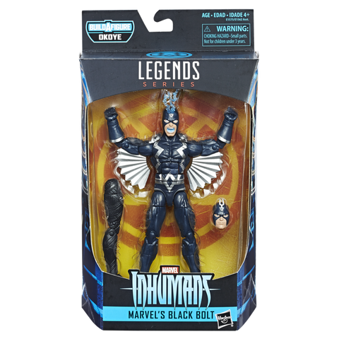 Black Panther Marvel Legends - Black Bolt
