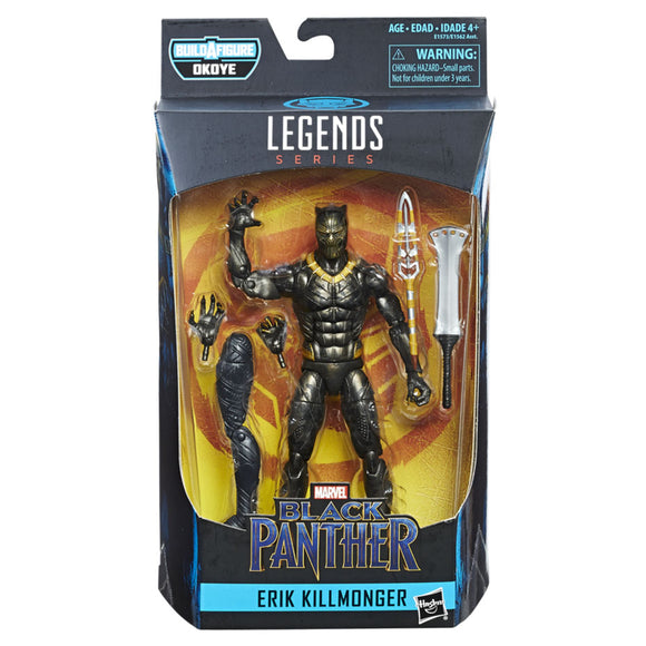 Black Panther Marvel Legends - Killmonger