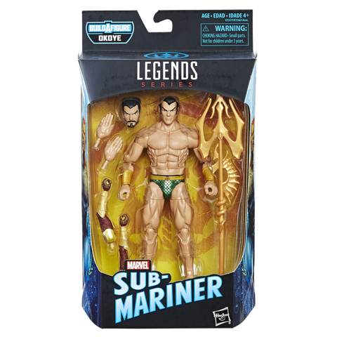 Black Panther Marvel Legends - Namor