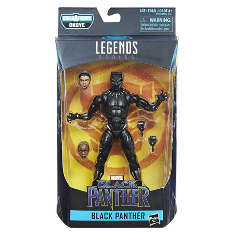 Black Panther Marvel Legends - Black Panther