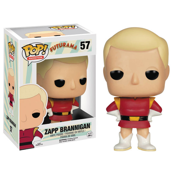 Futurama POP! - Zapp Brannigan