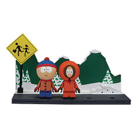 South Park Construction Set - Bus Stop