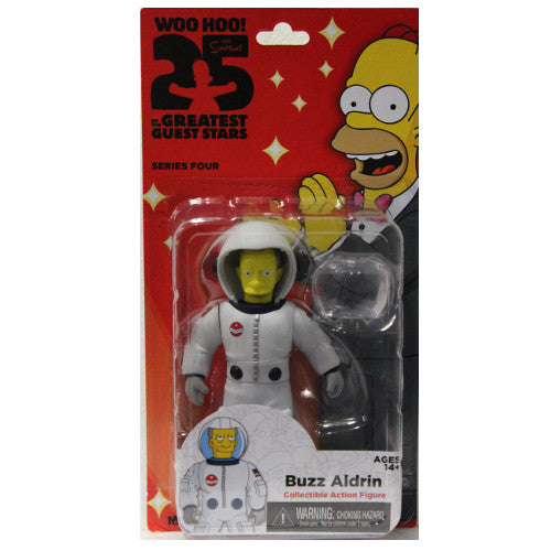 The Simpsons Series 4 - Buzz Aldrin