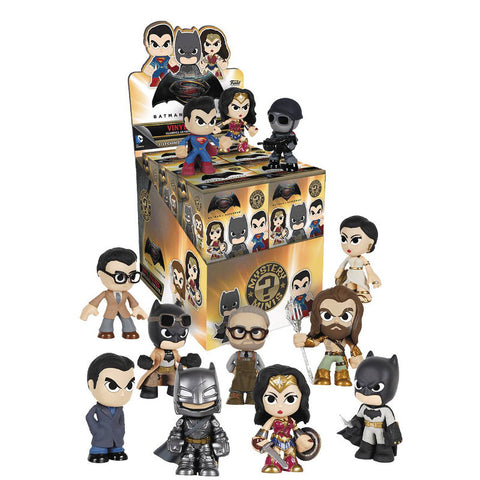 Batman v Superman Mystery Minis - Single