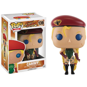 Street Fighter POP! - Cammy