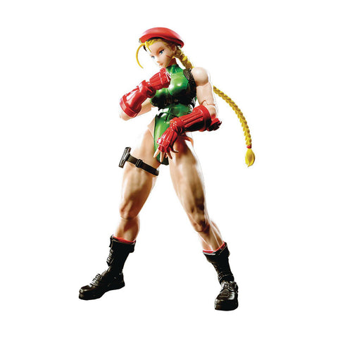 Street Fighter S.H. Figuarts - Cammy
