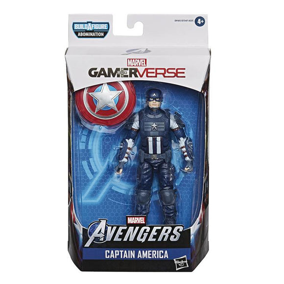 Gamerverse Marvel Legends - Captain America