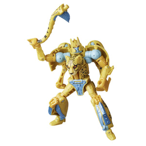 Transformers Kingdom - Deluxe Class Cheetor