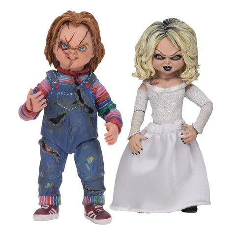 Bride of Chucky - Chucky & Tiffany 2-Pack