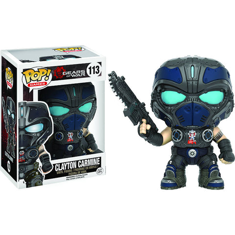 Gears of War POP! - Clayton Carmine