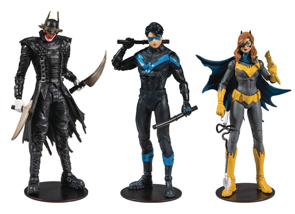 DC Multiverse Collector - Wave 1