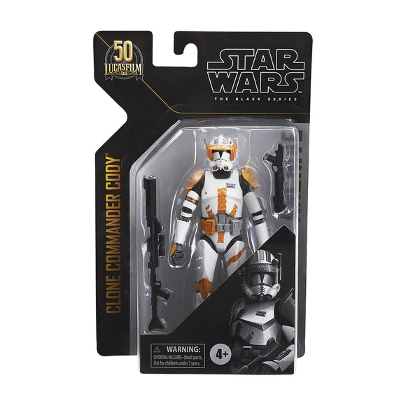 Star Wars Black Series Archive - Commander Cody