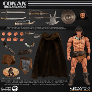 One:12 Conan the Barbarian