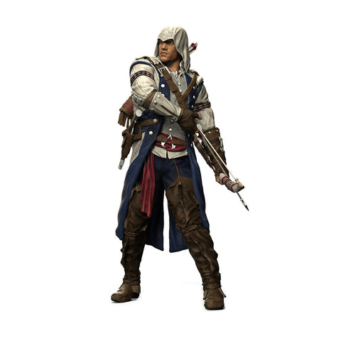 Assassin's Creed Color Tops - Connor