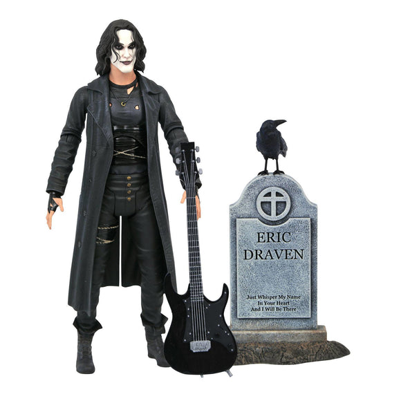 The Crow - Eric Draven Select Figure
