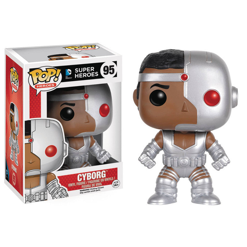 DC Comics POP! - Cyborg