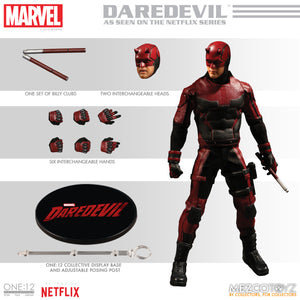 Marvel One:12 - Daredevil (Netflix)