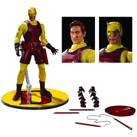 Marvel One:12 - Daredevil Yellow (PX)