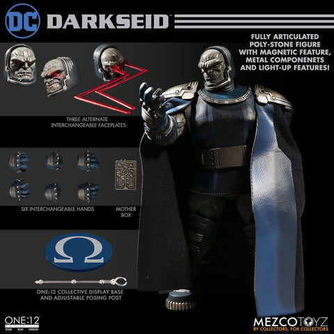 DC One:12 - Darkseid