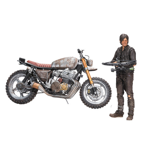 The Walking Dead TV - Daryl with New Bike