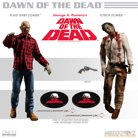 One:12 - Dawn of the Dead 2-Pack