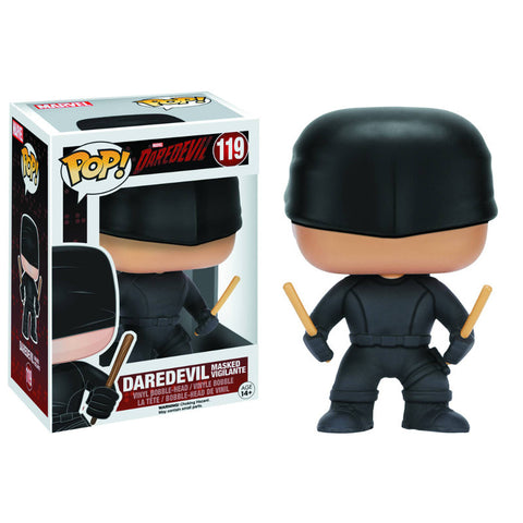 Daredevil POP! - Daredevil (black)