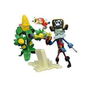 Plants vs. Zombies 2 - Kernel Corn vs. Captain Deadbeard