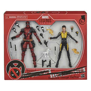 X-Men Movie Legends - Deadpool & Negasonic 2-Pack