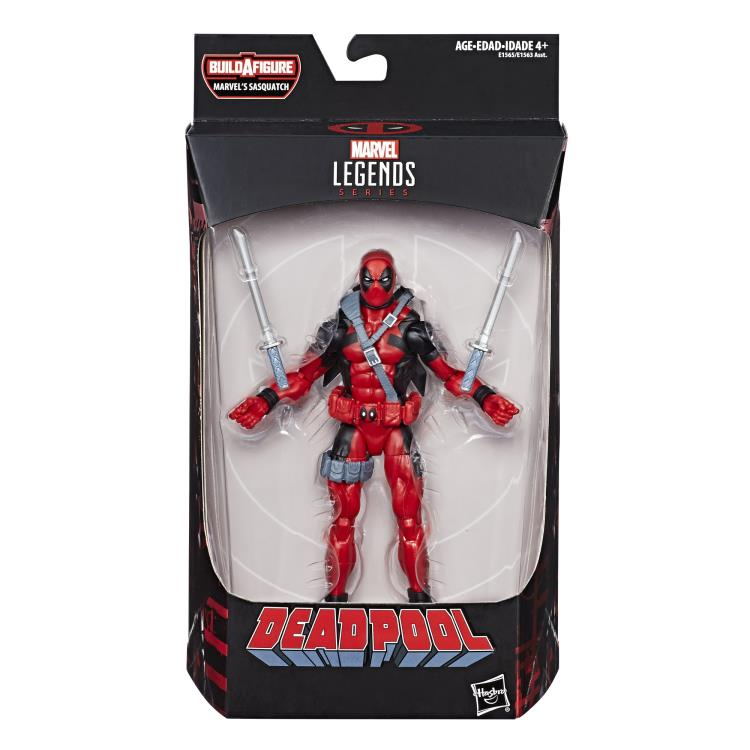 Deadpool Marvel Legends - Deadpool