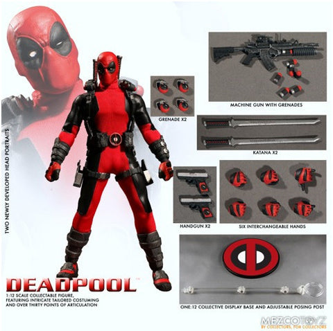 Marvel One:12 - Deadpool
