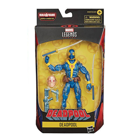 Deadpool Marvel Legends - Deadpool (Yellow)