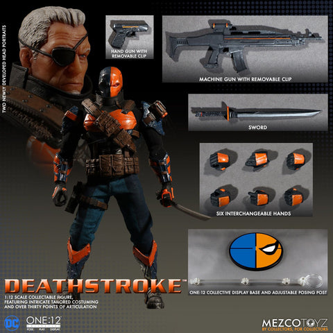 DC One:12 - Deathstroke