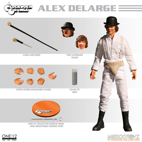 One:12 A Clockwork Orange Alex DeLarge