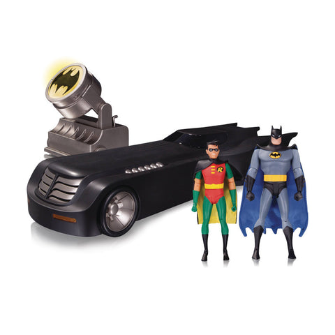 Batman Animated - Batmobile (deluxe)