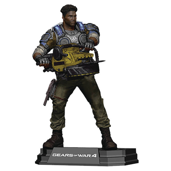 Gears of War Color Tops - Del Walker