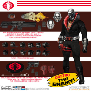 G.I. Joe One:12 - Destro