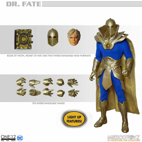DC One:12 - Dr. Fate