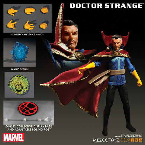 Marvel One:12 - Dr. Strange