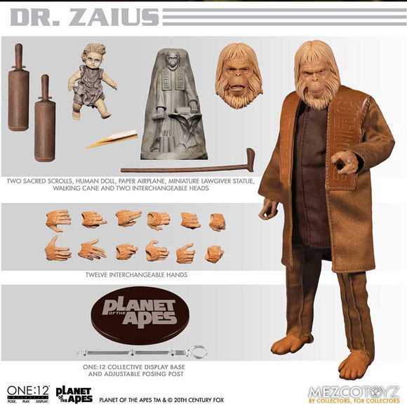 One:12 Planet of the Apes - Dr. Zaius