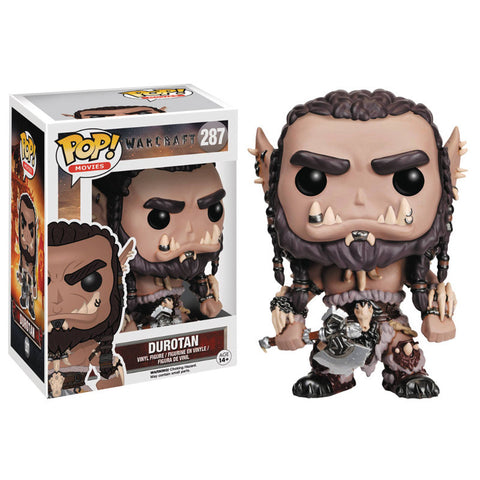 Warcraft POP! - Durotan
