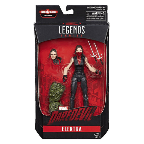 Marvel Knights Marvel Legends - Elektra