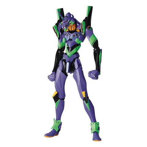 Evangelion Evolution EV-001 Unit-01 Revoltech