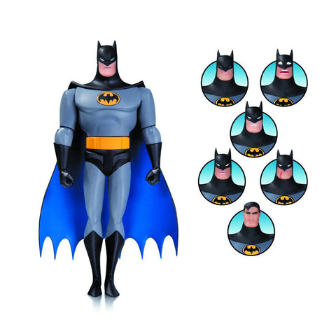 Batman Animated - Batman Expressions Pack